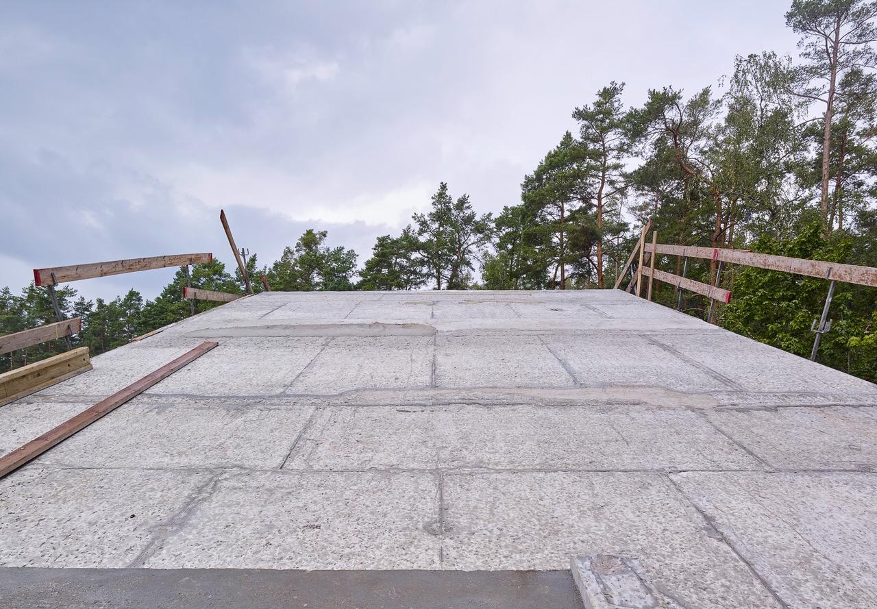 Dach Rühlstrasse